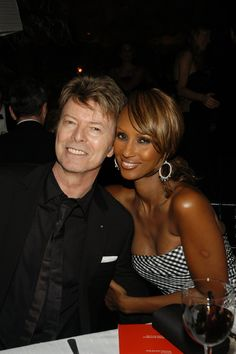 Pin for Later: David Bowie and Iman: A Look Back at One of the Greatest Romances of All Time 2006
