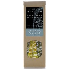 This seaweed is rich in iodine which is health-promoting for the thyroid and therefore, pure goodness for our metabolism. Thyroid, Seaweed, Metabolism, Organic, Good Things, Pure Products, Coffee, Drinks, Health
