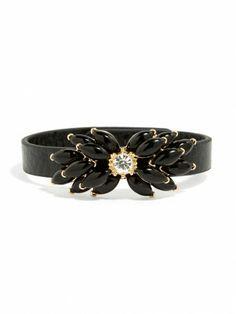 noir petal wrap / baublebar