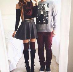 #skater skirt