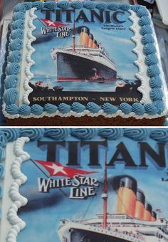 have a picture printed onto a cake sheet titanic_7