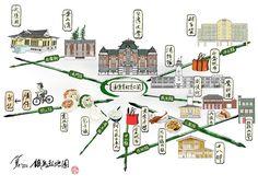 魚腸劍譜: 台南在地饕家美食私地圖第三發!孔廟文化園區及其周圍重要美食