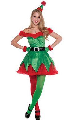 da93222d0c Adult Sexy Elf Costume Elf Party Costume