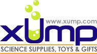Xump.com Science Toys Logo