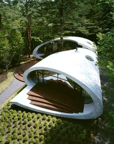 Shell House by Artechnic