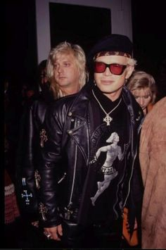 mark younger-smith and billy idol