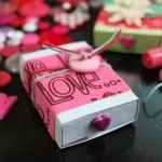 Crafts with matchboxes! - www.lovetoparty.gr