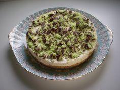Aero Mint Cheesecake Recipe
