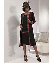Cheena Jacket Dress and Hat