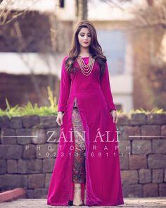 Women S Fashion Kuala Lumpur Key: 2428530243 Pakistani Dresses Party, Simple Pakistani Dresses, Pakistani Fashion Party Wear, Shadi Dresses, Pakistani Wedding Outfits, Pakistani Dress Design, Indian Fashion, Designer Party Wear Dresses, Kurti Designs Party Wear