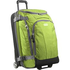 "eBags Mother Lode TLS Junior 25"" Wheeled Duffel - Green"