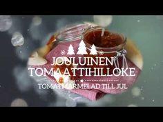 Jouluinen tomaattihilloke - YouTube Advent, Calm, Artwork, Youtube, Work Of Art, Auguste Rodin Artwork, Artworks, Illustrators