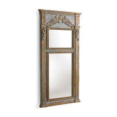Trumeau Mirror 31x63.