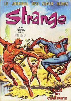 Couverture de Strange -75- Strange 75
