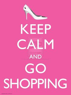 Love to shop!!!!!!<3