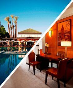Room Request! La Mamounia in Marrakech, Morocco