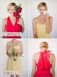 Little Borrowed Dress - #bridesmaid dresses #LittleBorrowedDress