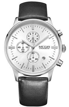 fff5e14b2ed JewelryWe Vintage Bronze Round Case Dial Leather Wide Belt Wristband Cuff  Quartz Analog Wrist Watch Brown · Pánská MódaStylová MódaChronografLuxusní  Hodinky