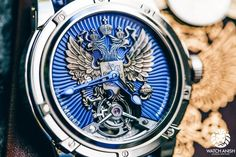 louis moinet - Russian Eagle