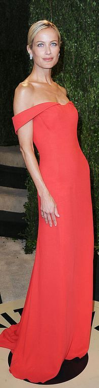 Carolyn Murphy Oscar after party 2013 - Calvin Klein  If I could look like anyone..This would be it!!