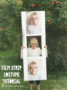 How to Make a Film Strip Costume by MichaelsMakers U Create