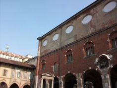 Milano - Piazza Mercanti