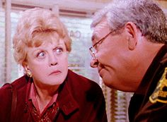 """When you're let in on a secret."" 