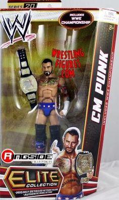 Wwe Action Figures, Custom Action Figures, Figuras Wwe, Wwf Superstars, Eddie Guerrero, Wwe Toys, Stone Cold Steve, Wwe Elite, Cm Punk