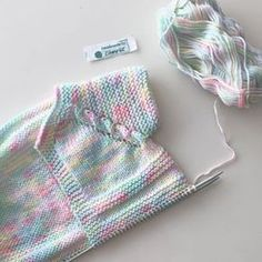 Best 11 Video: How to Add a Dot Border to a Baby Blanket – SkillOfKing. Baby Sweater Knitting Pattern, Knit Vest Pattern, Knit Baby Sweaters, Easy Knitting Patterns, Knitting Designs, Baby Patterns, Knitting Blogs, Knitting For Kids, Baby Knitting