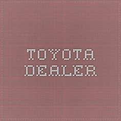 Toyota Dealer