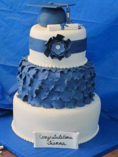 My niece's graduation cake :)