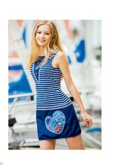 Rosalita Mcgee moda para mujer verano 2015