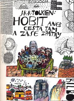 Art Nectar | The Hobbit Book Covers and Illustrations From All Over The World | http://artnectar.com
