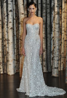 Naeem Khan Wedding Dresses 2015. To see more: http://www.modwedding.com/2014/08/20/naeem-khan-wedding-dresses-2015/ #wedding #weddings #wedding_dress