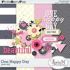 One Happy Day Mini Kit