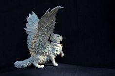 Sculture di animali surreali che vengono da mondi fantastici, di Demiurgus Dreams