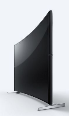 Sony Curved LED TV with 4K Resolution