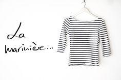 La Mariniere Fashion Trends, Tops, Women, Trendy Fashion, Woman