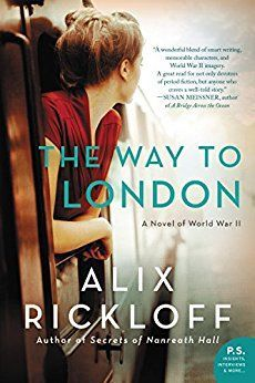 The Way to London by Alix Rickloff
