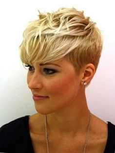 La coiffure du jour : coiffure femme 60 ans cheveux tres courts,