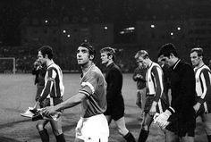 L'AS Saint-Etienne accomplit son premier exploit européen en 1969 en éliminant le Bayern Munich (0-2, 3-0)