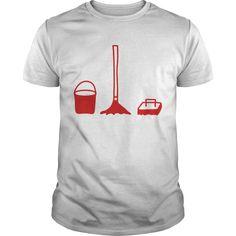 Bucket mop brush