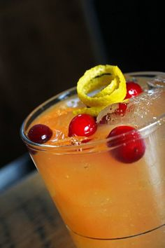 Mix up drinks for the holidays