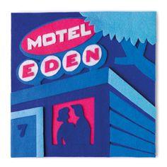 Motel Eden by Jacopo Rosati