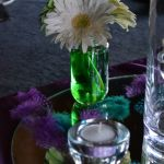 Peacock (45) Peacock Theme, 50th, Glass Vase, 21st, Make It Yourself, Table Decorations, How To Make, Color, Home Decor