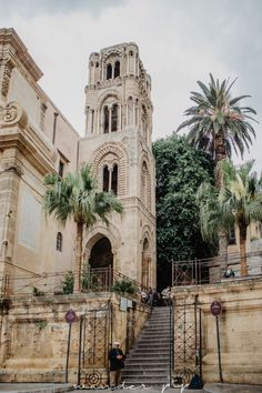 A guide to visiting Palermo – Sicily's colourful and chaotic capital – wanderpip Palatine Chapel, Hallstatt, Neuschwanstein, Italy Travel Tips, European Summer, Madrid, Sicily Italy, Innsbruck, Future Travel
