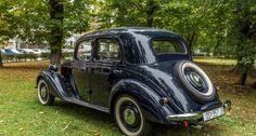 1937 Mercedes-Benz W 142