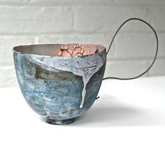 *By Hilary Mayo ceramics -