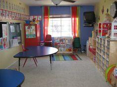 homeschooling room