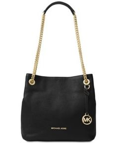 05ed636b012b MICHAEL Michael Kors Jet Set Chain Medium Shoulder Bag & Reviews - Handbags  & Accessories - Macy's